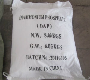 Diammonium Phosphate 18-46-0 DAP pictures & photos