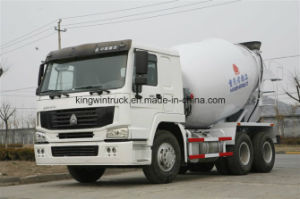 Sinotruk Brand 6-10m3 Concrete Mixer Truck pictures & photos