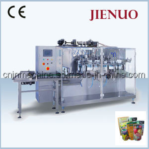 Detergent Water Automatic Packing Machine in Stand up Bags pictures & photos
