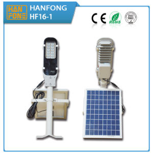 Outdoor Integrated 6W Sun Solar Street LED Light (HF16-1) pictures & photos