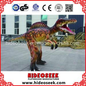 Amusement Park Professional Animatronic Walking Dinosaur Manufacturer pictures & photos
