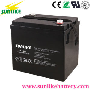 Lead Acid Battery 6V250ah Storage Battery for UPS System pictures & photos