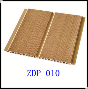Waterproof and Fireproof PVC Panel (ZDP-010)