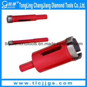 Brazed Diamond Limestone Drill Bit pictures & photos