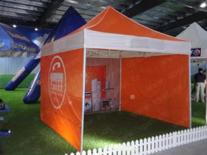 3X3m Steel Frame Advertising Tent, Easy up Gazebo with Logo Printing pictures & photos