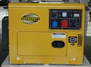 2-10kVA &5.5kVA Air Cooled Diesel Generator for Home Use High CE, ISO, BV