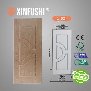 Melamine Moulded Door Skin of HDF MDF Flush Door pictures & photos