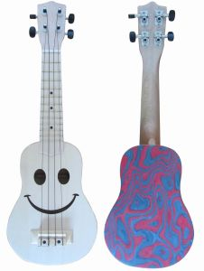 "21"" 4-Strings Ukulele (CSBL-U305) pictures & photos"