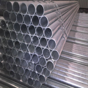 Hot DIP Galvanized Round Steel Pipe (Tube) for Fire Sprinklers pictures & photos