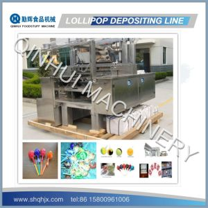 Die Formed Lollipo Production Line pictures & photos