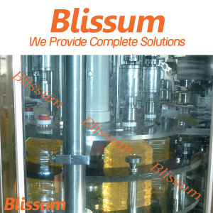Full Automatic Big Bottle Oil Filling Line pictures & photos