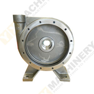 Customized Precision CNC Machined Investment Iron Steel Casting Part pictures & photos
