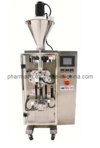 Heat Seal Film Pulling Pillow Pack Vertical Packing Machine (PM-80/PM-180) pictures & photos