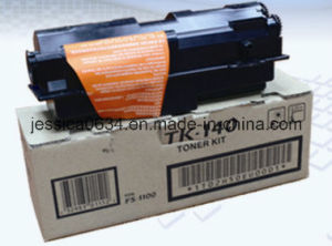 Compatible Tk130, Tk132, Tk134, Tk137, Tk140, Tk142, Tk144 Toner Cartridge W/Chip for Use in Kyocera Fs-1028/1128mfp/Fs-1100/1300d/Km-2810 pictures & photos