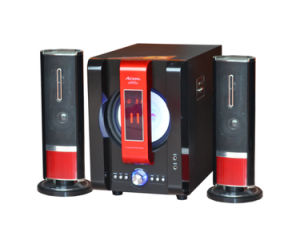 2.1 Multimedia Subwoofer Speaker-Ailiang-USBFM3308/2.1
