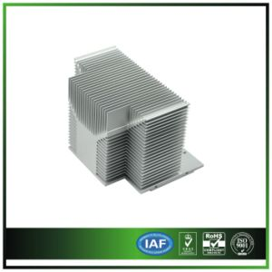 Extuded Aluminium Heatsink with CNC Machined pictures & photos