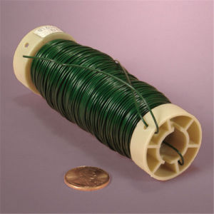 Supply 22-Gauge Green Paddle Wire pictures & photos