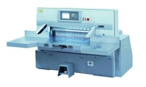 Program Control Paper Cutting Machine (HPM M15) pictures & photos