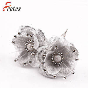 2015 New Hot Cheap Import China Fabric Artificial Flowers pictures & photos