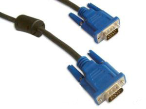 Computer or Desktop VGA Cable, Male to Male pictures & photos