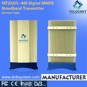 Digital MMDS Broadband Transmitter (Outdoor Type)