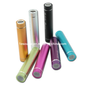 External Battery 2200mAh Portable Power Bank LED Torch Flashlight (BUB-18L)