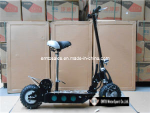 500W Big Power Adult Foldable Electric Scooter Et-Es15 with Seat for Sale pictures & photos