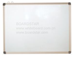 Hanging Aluminum Framed Non-Magnetic Melamine White Board (BSNCL-B)