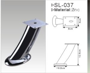 Top-Selling Metal Stainless Steel Sofa Legs (SL-037) pictures & photos