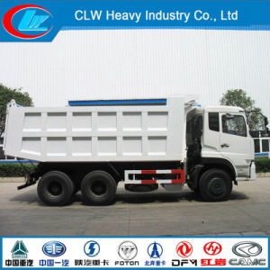 Dongfeng 6X4 25ton 350HP Heavy Duty Dump Truck for Sale pictures & photos