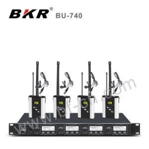 Bu-740 Infrared Frequency Wireless Conference System pictures & photos