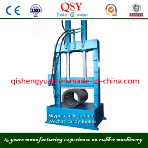 Hydraulic Cylinder Rubber Cutter Machine pictures & photos