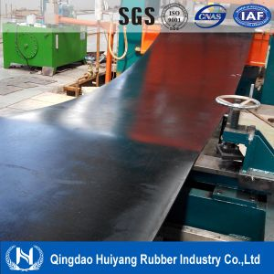 Ep300 DIN Rubber Conveyor Belt ISO SGS Certificates pictures & photos