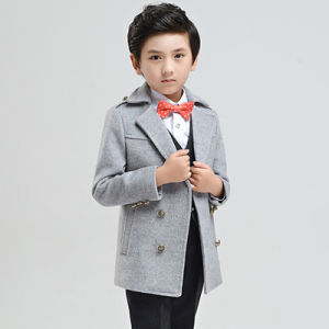 Custom Primary School Boys School Uniform Boys Blazers with Shirts pictures & photos