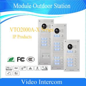 Dahua Module Outdoor Station (VTO2000A-X Series) pictures & photos