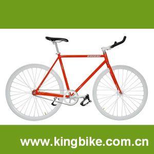 700c Fixed Gear Bike, Cr-Mo Frame Ane Fork, Flip-Flop Hub Kb-700c-06