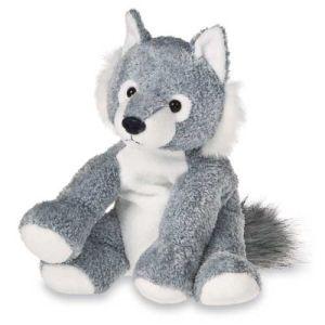 Super Soft and Plush Stuffed Animal Wolf
