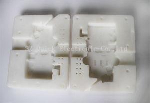Prcision Turned Parts Manufacturer/Zinc Plating Aluminum Alloy CNC Machining Process pictures & photos
