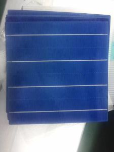 A Grade 18.6 Poly Solar Cell 4bb pictures & photos
