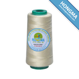 100% Spun Polyester Sewing Thread 30/2 1000yds 1001-0011