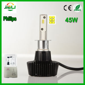 Philips 45W P86 H1 LED Car Headlight pictures & photos