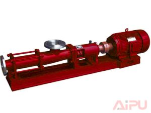 Horizontal Progressive Cavity Pump Screw Pump Manufacture