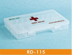 First Aid Boxes (RD-115) ABS or PP Materials pictures & photos