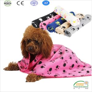 Hot Selling Plush Dog Bath Towel (Soft Dog Blanket) pictures & photos