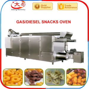 Chocolate Core Filled Snack Food Extruder Machine pictures & photos