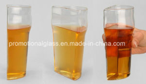 New Hot Half Pitn Glass, Handmade pictures & photos
