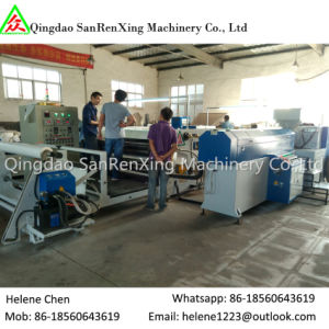Hot Melt Adhesive Composite Material Tape Roller Set/Band-Aid Tape Making Machine pictures & photos