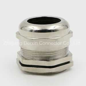 M12-M63 IP68 Waterproof UL Metal Cable Gland with OEM pictures & photos