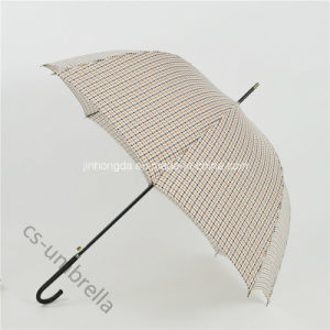 "22""X8k Simple Style High Quality Straight Sun Umbrella (YSS0148-1) pictures & photos"