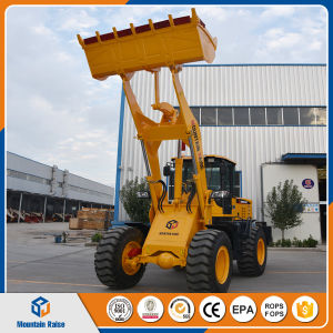 2.5 Ton Front End Loader 2-3 Ton Wheel Loader China Construction/Earth-Moving Machinery pictures & photos